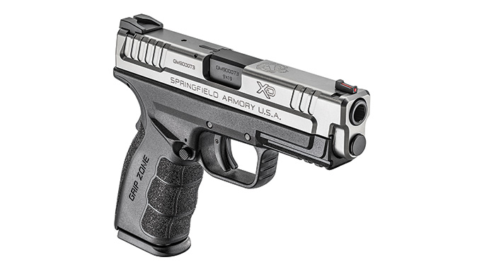 "Springfield Armory XDs XD Mod.2 4"" Service Model"