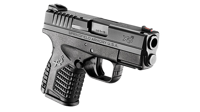 Springfield Armory XDs XD-S