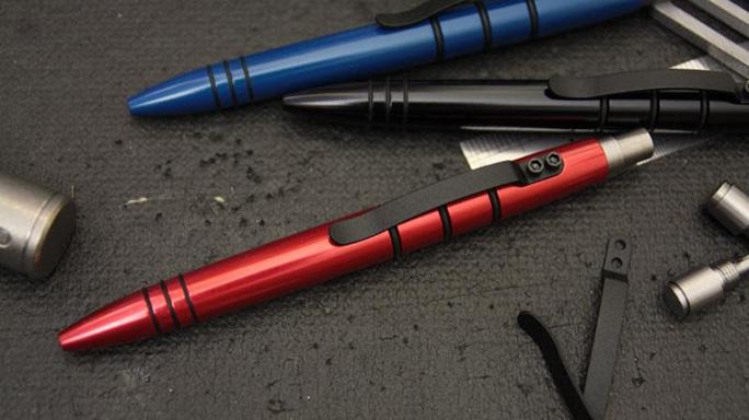 Tuff-Writer Mini-Click Tactical Pen