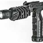 12 Gauge Shotgun CAA Flashlight Grip Adaptor