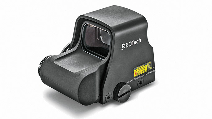 12 Gauge Shotgun EOTech Model EXPS2