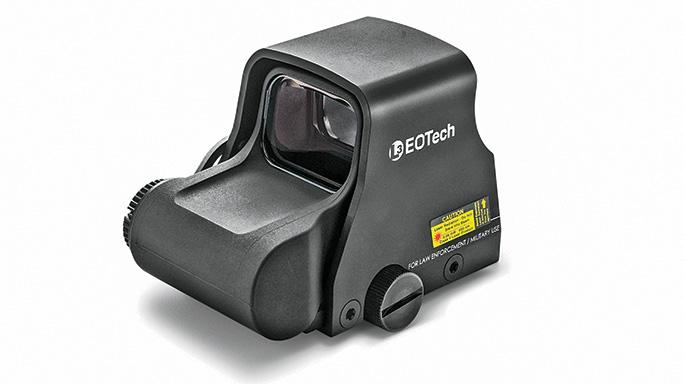 12 Gauge Shotgun EOTech Model EXPS2