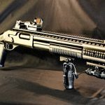 12 Gauge Shotgun Harris Tactical Full Rail System