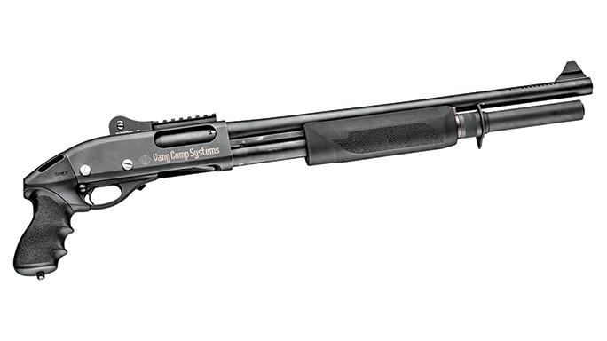 12 Gauge Shotgun Hogue Tamer Shotgun Pistol Grip