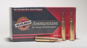 Black Hills Tipped MatchKing 5.56mm training