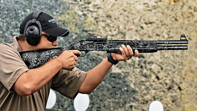 Gun Review Mossberg S 930 Spx Duty Shotgun