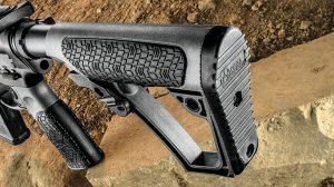 Daniel Defense MK12 Rifle stock