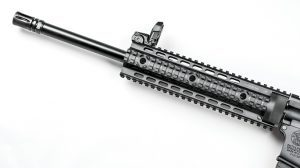 Smith & Wesson M&P15T Rifle tactical weapons forend