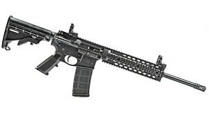 Smith & Wesson M&P15T Rifle tactical weapons solo