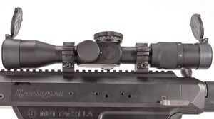 Remington model 700 US Optics 30mm rings and mounts