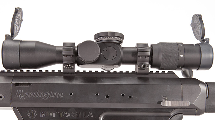 Remington model 700 US Optics 1.8-10X MR-10 scope