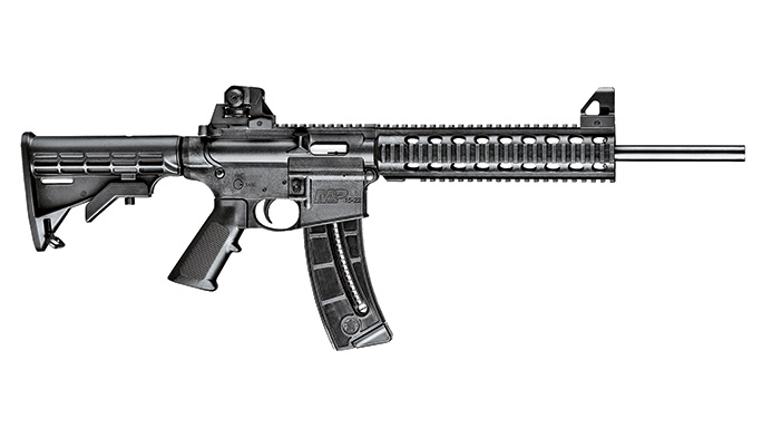 M&P Family Smith & Wesson M&P15-22