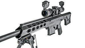 Remington Model 700 TAC21 Chassis scope