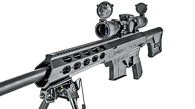 Remington Model 700 TAC21 Chassis scope