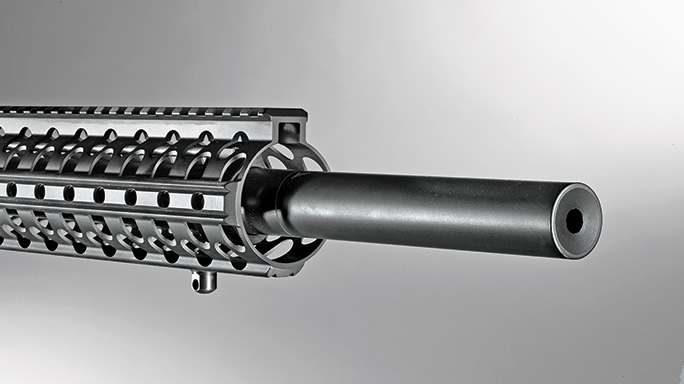 Wilson Combat Super Sniper barrel