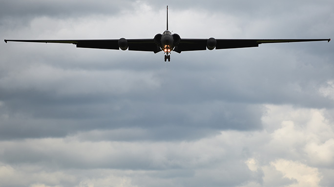 Air Force' U-2 Bridge of Spies