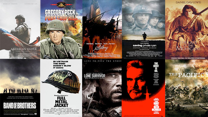 The Top 20 American War Movies of All Time