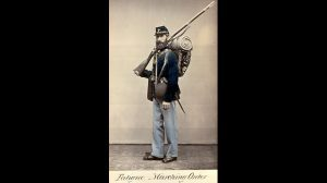 Battledress Evolution Combat Uniforms US Army Civil War