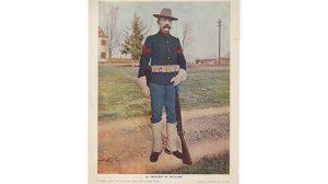 Battledress Evolution Combat Uniforms US Army Spanish-American War