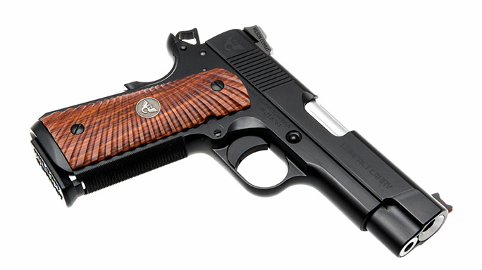 Bill Wilson Combat Compact Carry 9mm Pistol