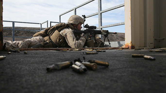 13TH MEU AAVs Amphibious Assault Training COMPTUEX