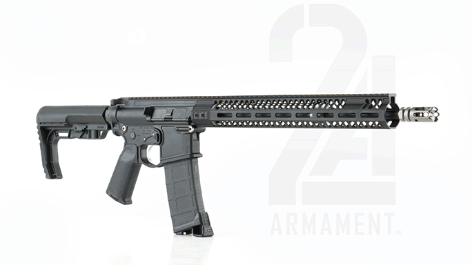 New Rifles 2A Armament BLR-16
