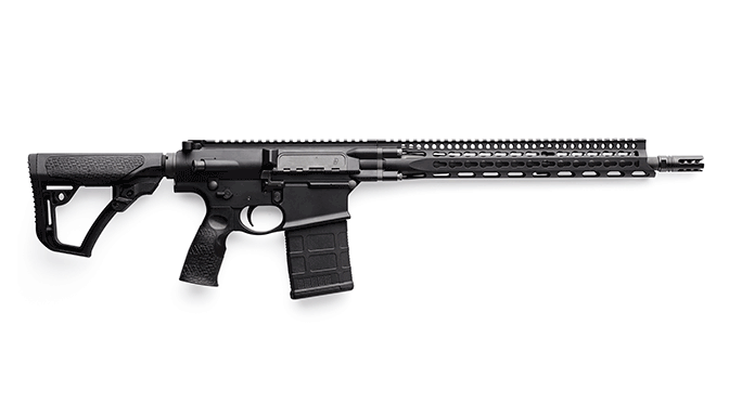 New Rifles Daniel Defense DD5V1