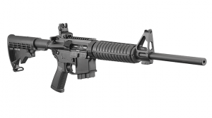 New Rifles Ruger State-Compliant AR-556