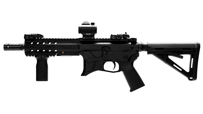 New Rifles Tresna JAG9F LE Tactical PTW