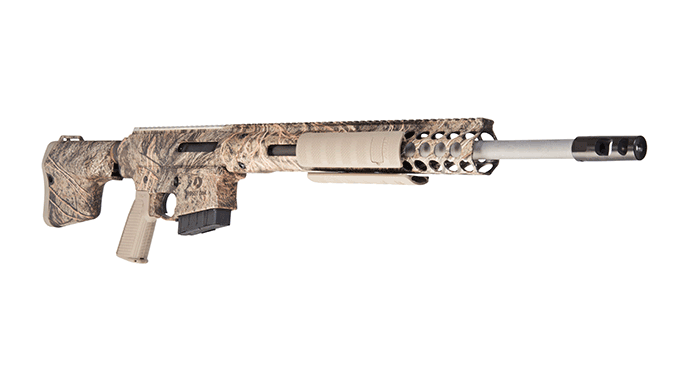 New Rifles Troy .338 Federal PAR