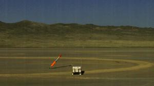 NNSA Air Force Third B61-12 Development Flight Test land