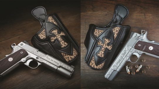 CrossBreed Jason Winnie Team Up Limited Edition Sapientia Holster