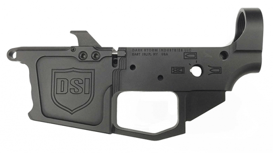 Dark Storm Industries DS-9 Stripped Lower Receiver left