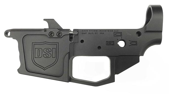 Dark Storm Industries DS-9 Stripped Lower Receiver left