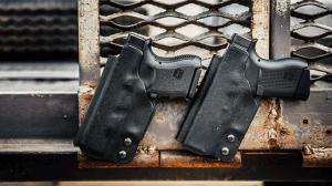 DSG Arms CDC Holster Compact Discreet Carry lead