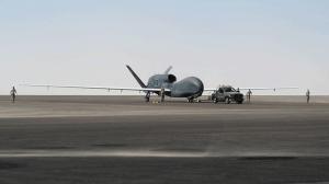 EQ-4 Global Hawk ISIL