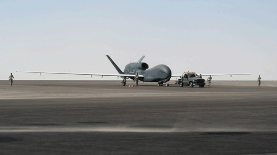 EQ-4 Global Hawk ISIL