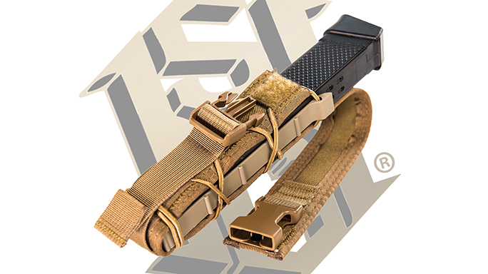 High Speed Gear Extended Pistol TACO opened