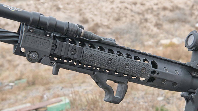 Exclusive Video LWRC International LWRCI-DI handguard