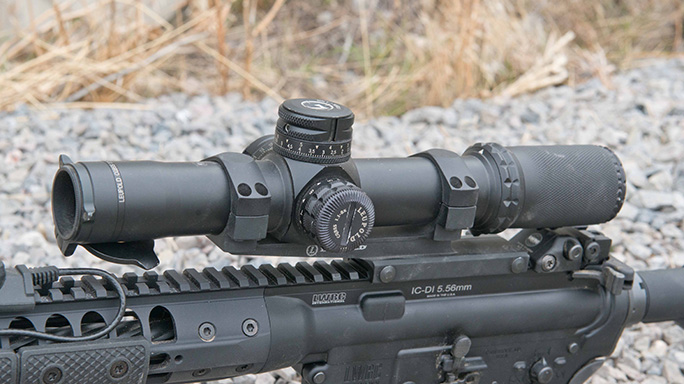 Exclusive Video LWRC International LWRCI-DI scope