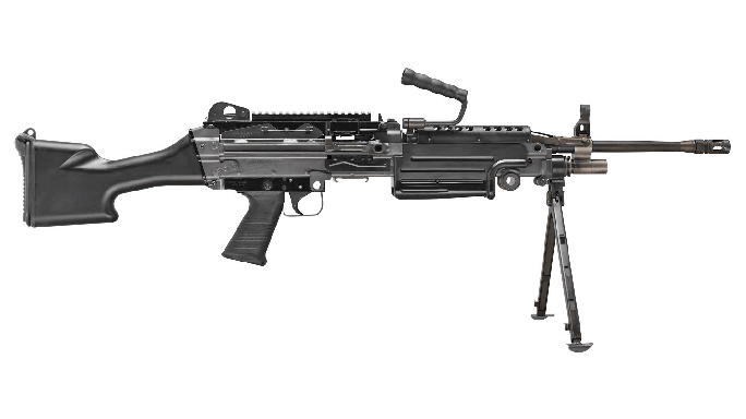 FN Military Collector Series M249S