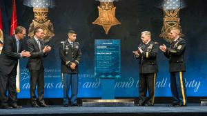 Florent Groberg Pentagon Hall of Heroes Medal of Honor