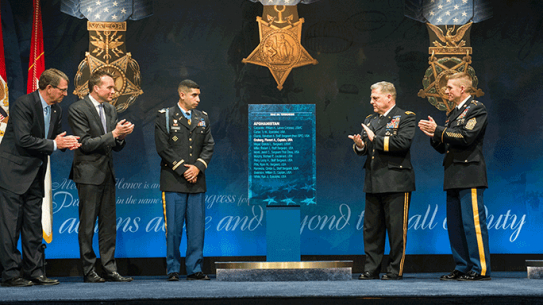 Florent Groberg Pentagon Hall of Heroes Medal of Honor