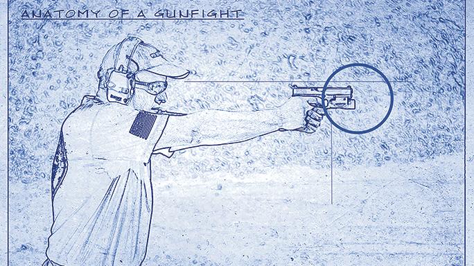 Gunfight anatomy diagram