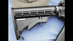 Rock River Arms LAR-40 CAR A4 stock