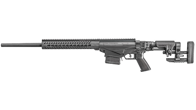 Ruger 7.62mm Precision Rifle left