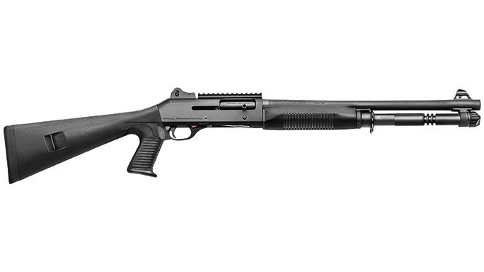 Scatterguns 2015 Benelli M4 Tactical