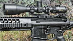 Test 2 Sig Sauer SIG716 DMR scope