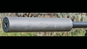 Test 2 Sig Sauer SIG716 DMR suppressor