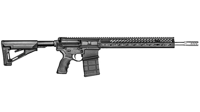 Test Seekins Precision SP10 Rifle right